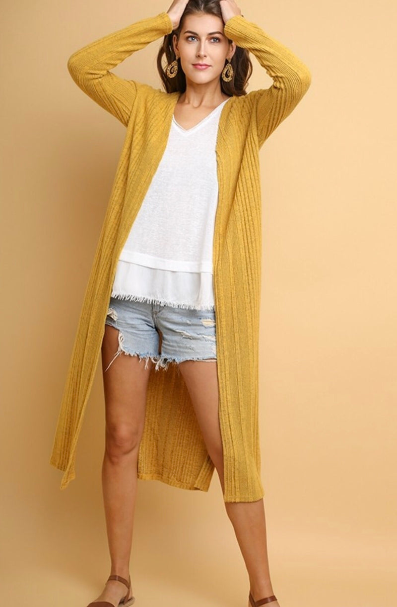 The Layering Love Cardigan