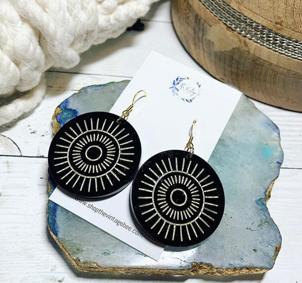 Be the Sunshine Earrings