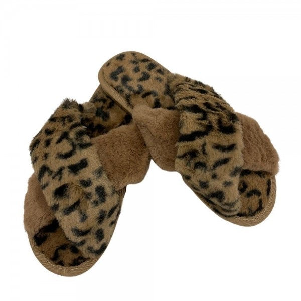 Fuzzy Bedroom Slippers