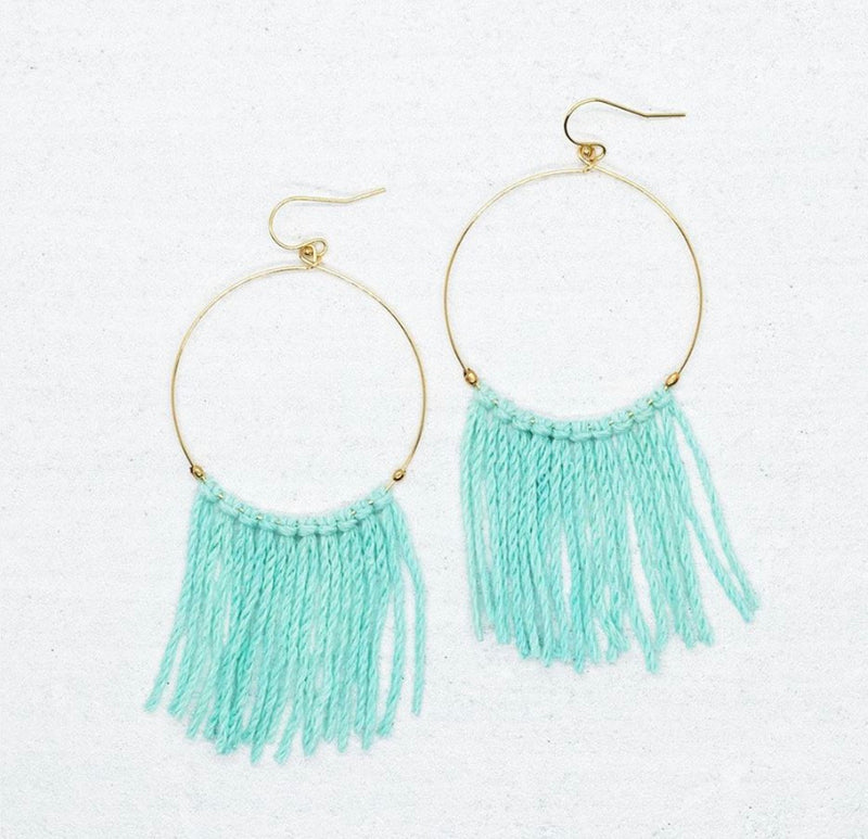 The Hope Earrings by Hope + Vine