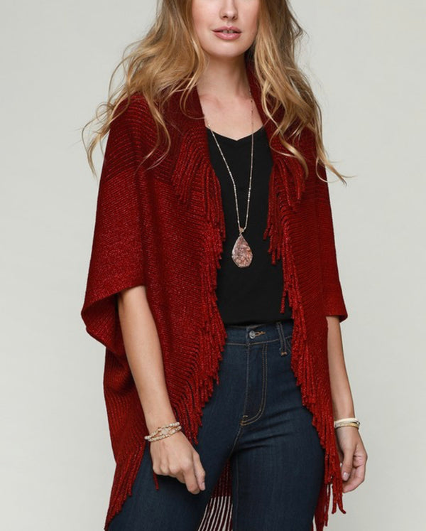 The Madrid Cocoon Cardigan