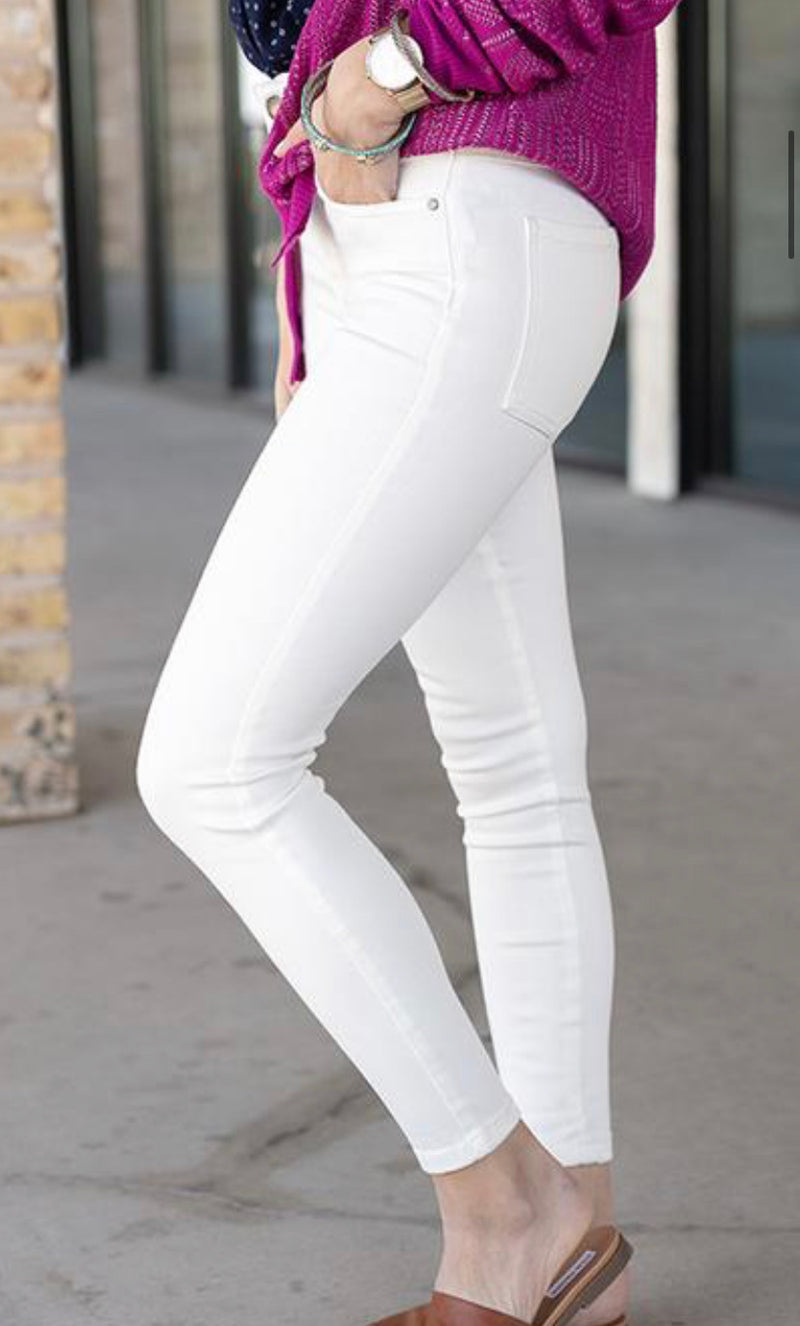 The G&L White Spring Jeans
