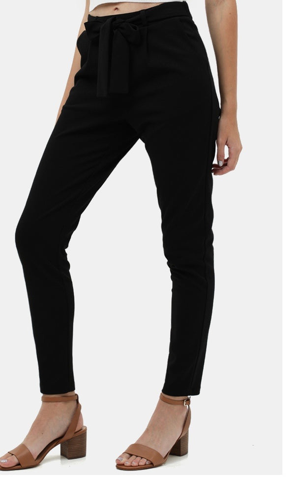 The Venice Black Pants