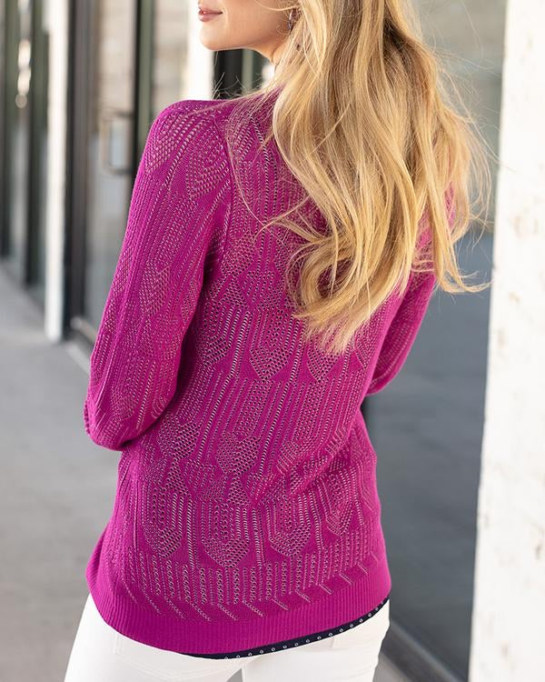 G&L Double Knit Cardigan