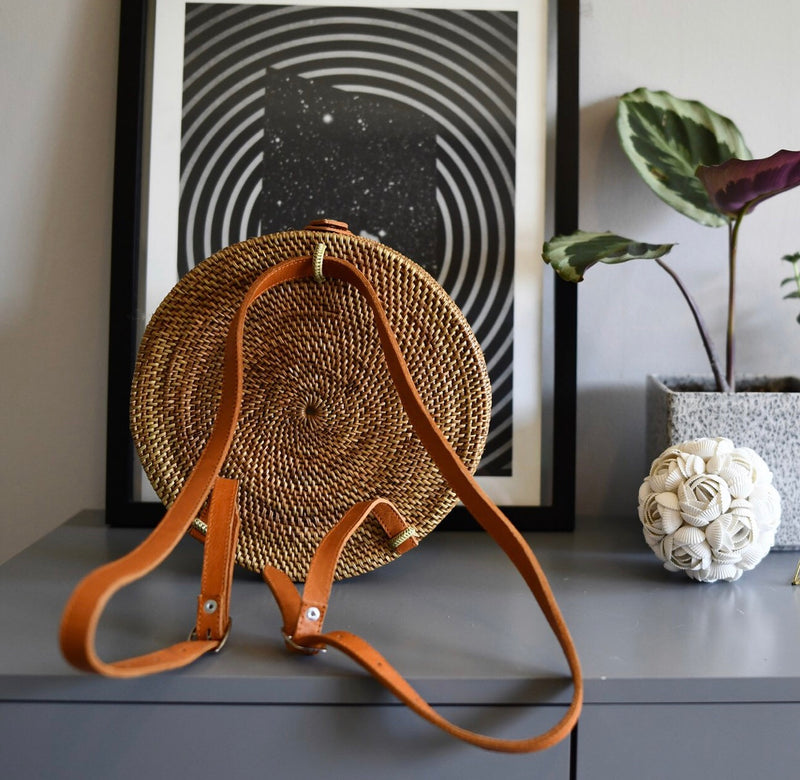 The Ransel Rotan Backpack