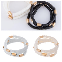 The Samantha Stack Bracelets