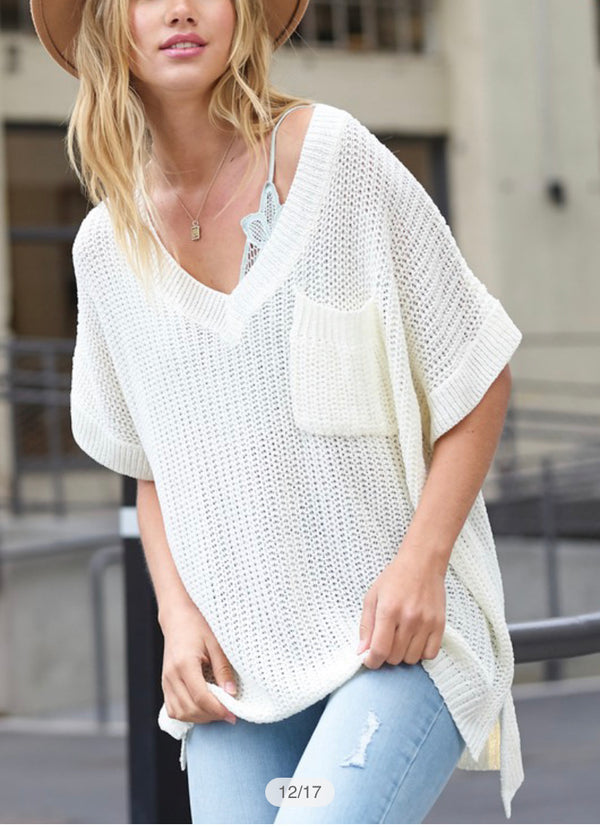 The Myla Spring Sweater- Multiple Colors