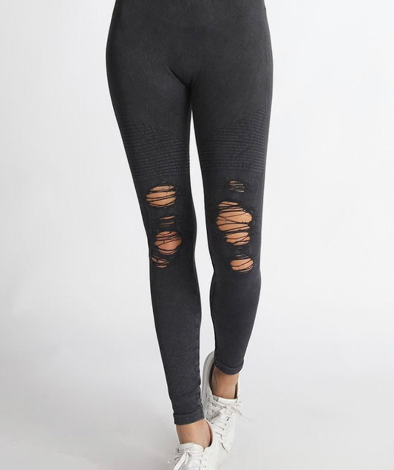 The Taylor Distressed Vintage Jeggings