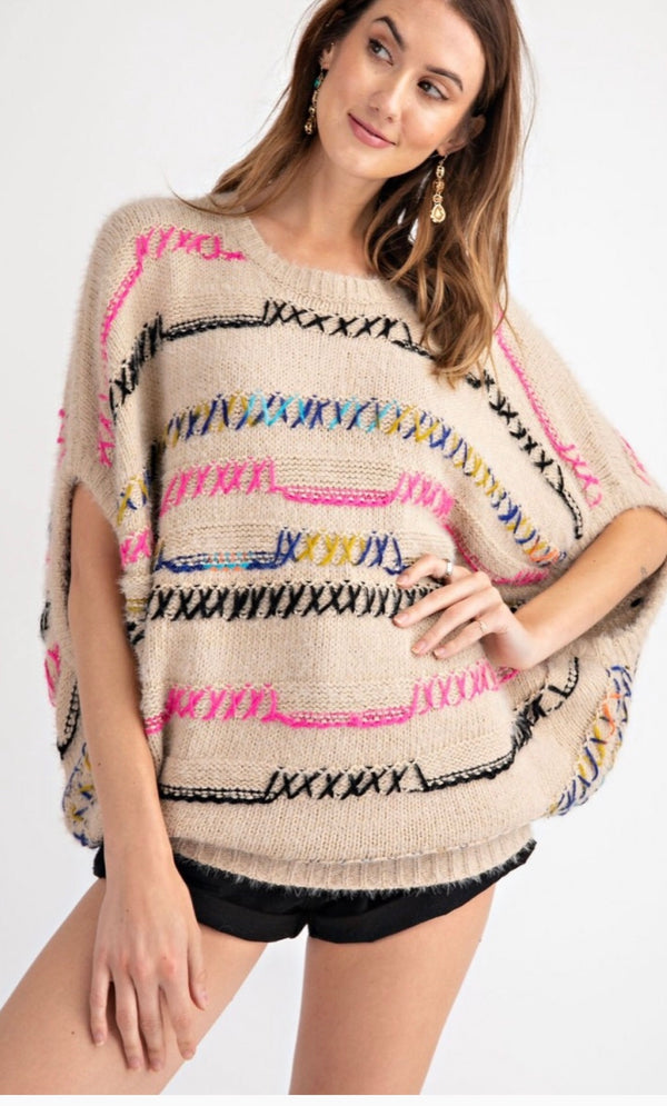 The Lyon Sweater Top