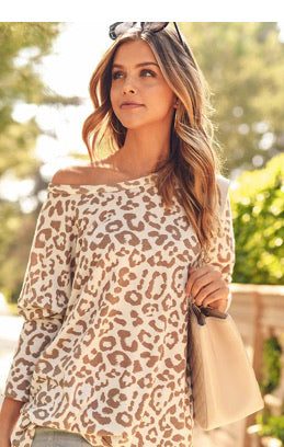 The Lovin' Leopard Top