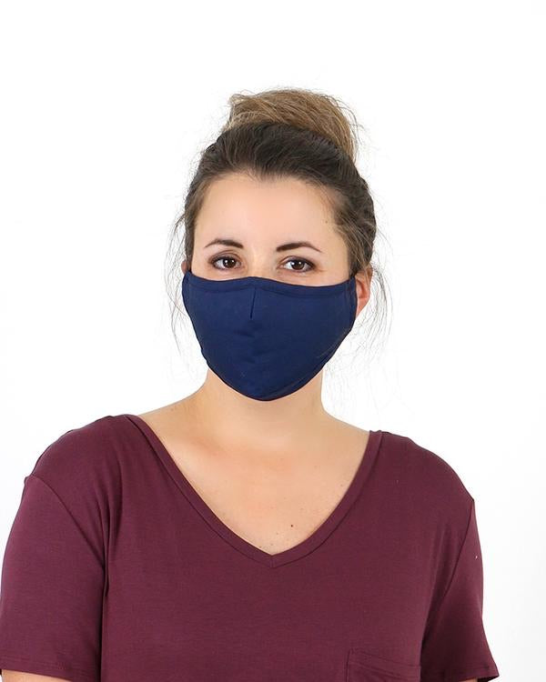 Grace & Lace Triple Layer Mask with Carbon Filters