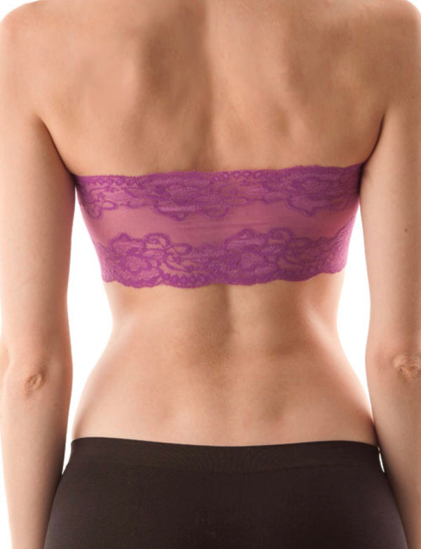 The 'It's All About the Lace' Bandeau