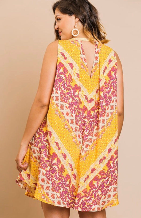 The Sedona Sunrise Dress