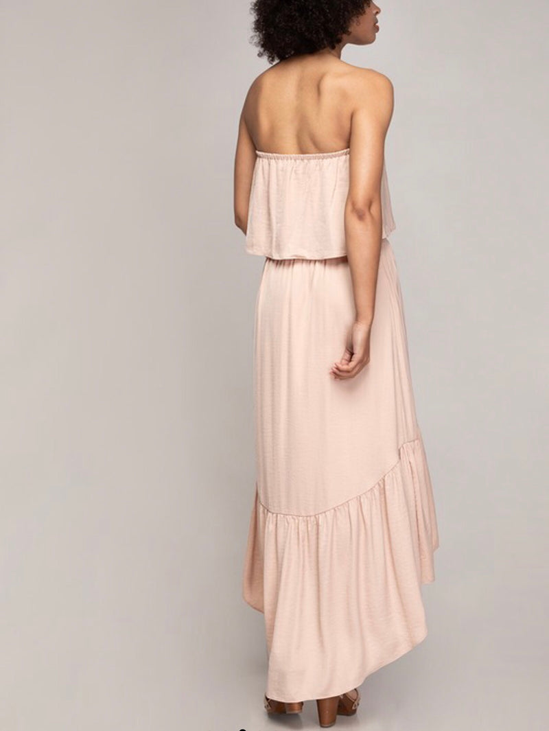 The Angela Off the Shoulder Maxi