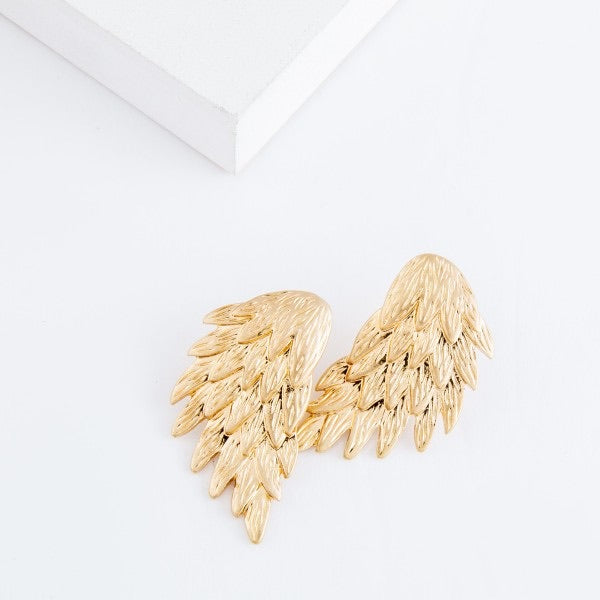The Guardian Angel Earrings