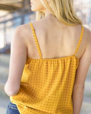 G&L Button Down Cami