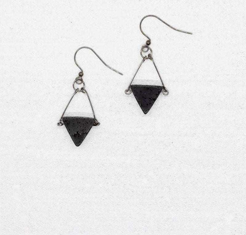 The Fortress Earrings