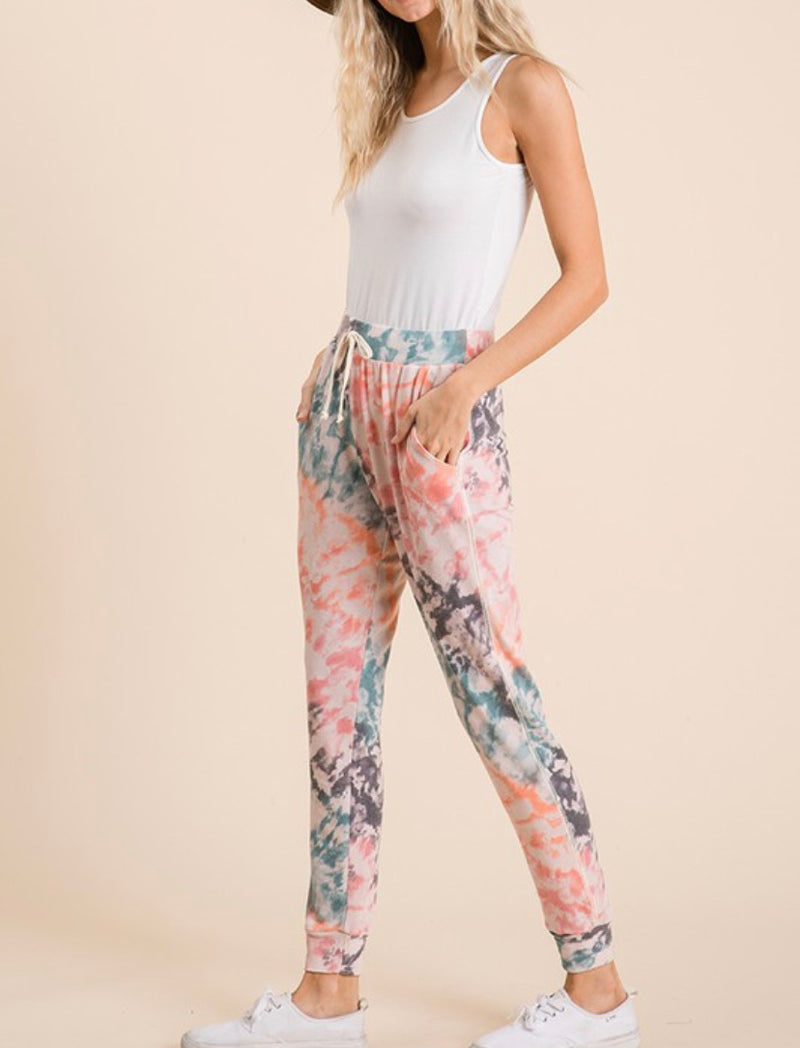The Tie Dye Love Joggers