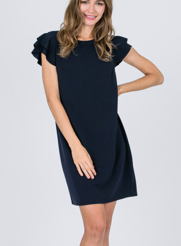 The Ridgefield Little Black Dress