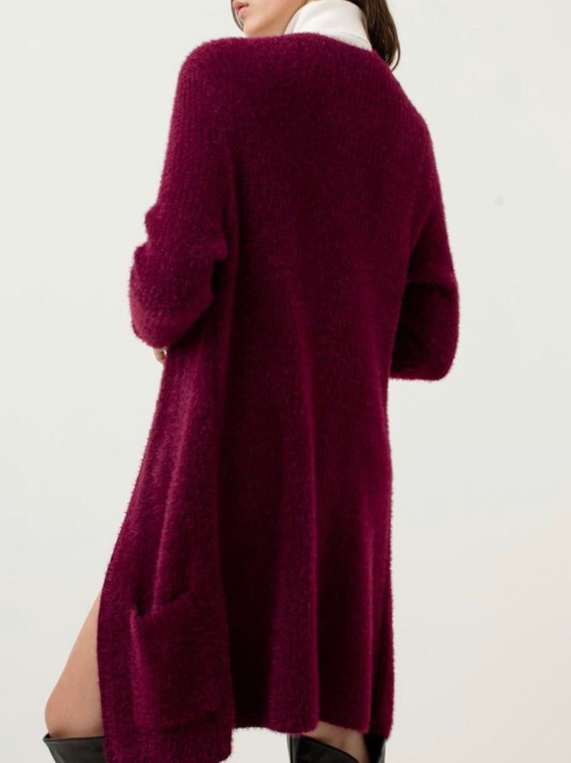 The Zoey Oh So Soft Long Cardigan