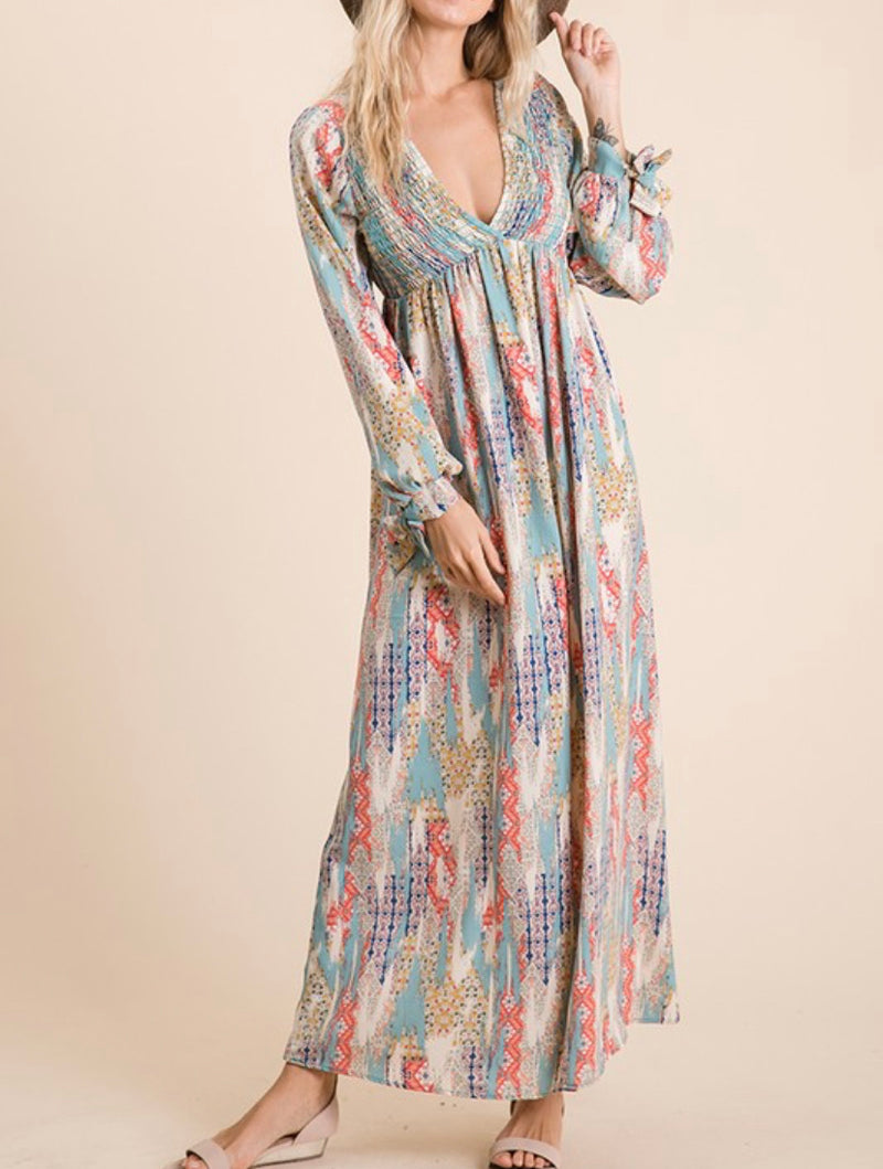 The Catalina Maxi Dress