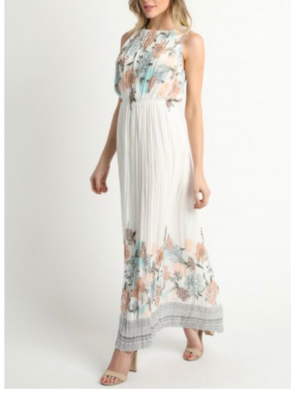 The Angelic Rachel Maxi Dress