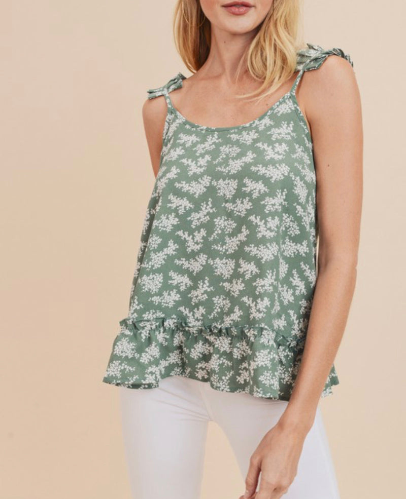 The Juniper Tank Top