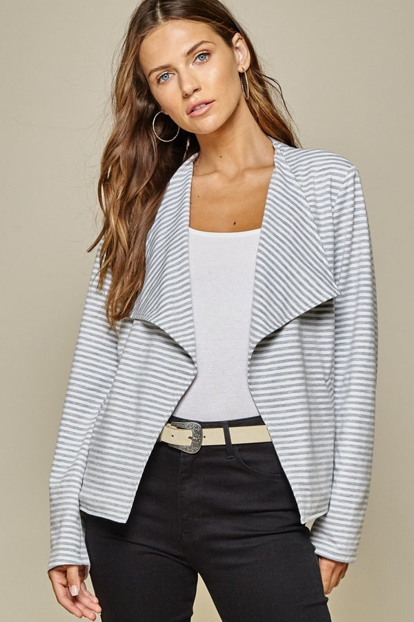The Nina Open Jacket