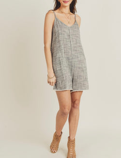 The Beaufort Romper