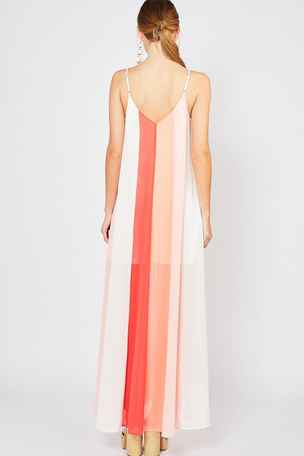The Amalfi Coast Maxi Dress