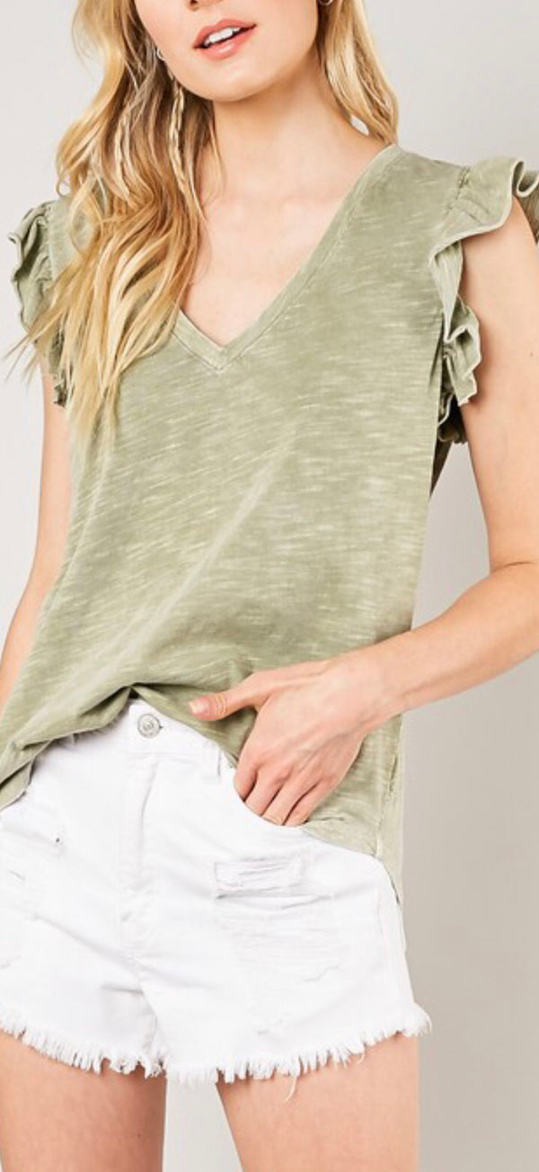 The Justine Not-So-Basic Tee