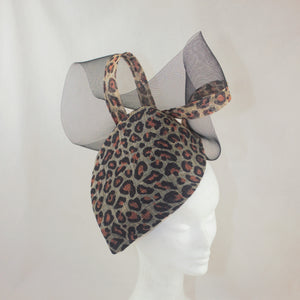 Leopard Percher