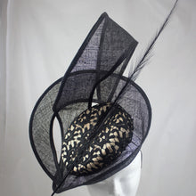 Load image into Gallery viewer, Ebony Lace Hat