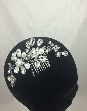 Laura Bridal Headpiece