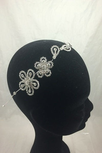 Eve - 1920's Style Bridal Headpiece