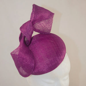 Magenta Twist Headpiece