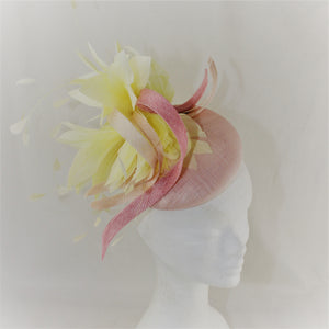 Candy and Lemon Headpiece