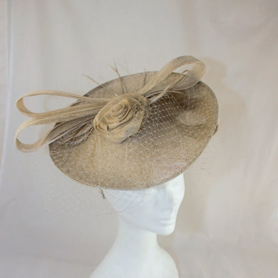 'Roseta Hat'  in Gold