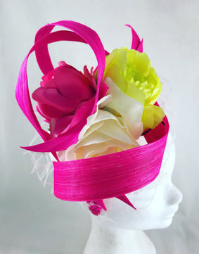 1 Day Millinery For Beginners Workshop (Deposit)