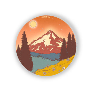Mountain Stickers