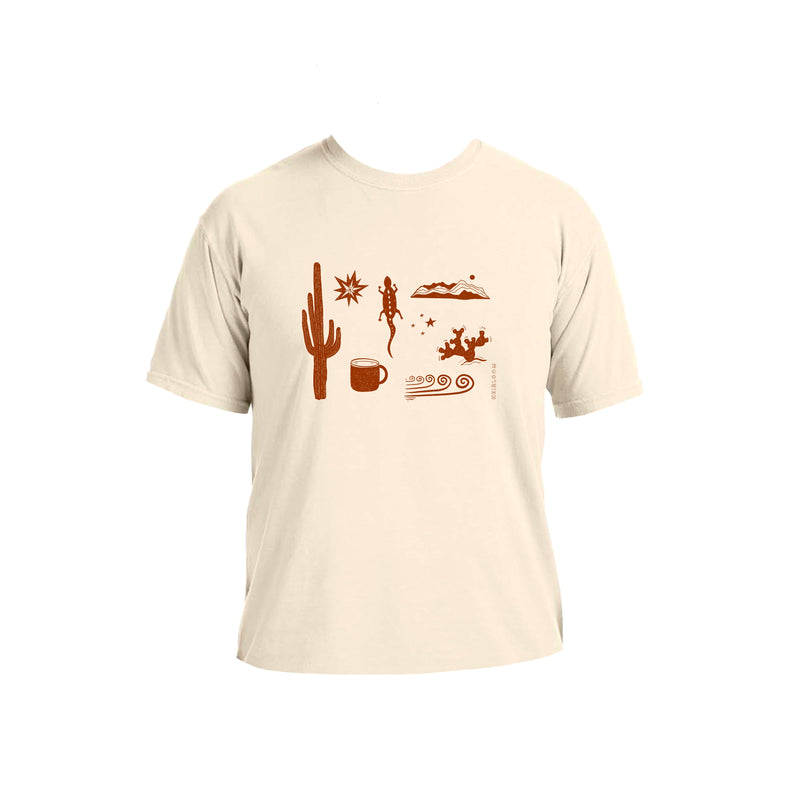 Day in the Desert Art T-shirt