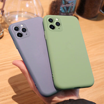Liquid Silicone Case for iPhone | Allure Apparel Co