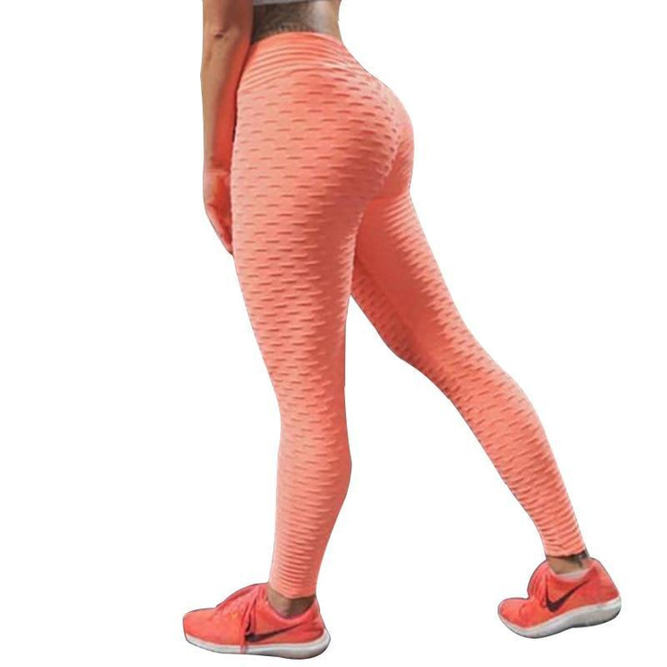 Push Up Workout Leggings - Allure Apparel Co