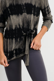 Side-Tie Tie-Dye Resort Top | Allure Apparel Co