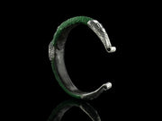 COMING SOON: Artemis Bracelet, Green with Labradorite