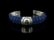 COMING SOON: Artemis Bracelet, Navy Blue with Labradorite