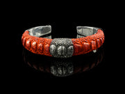 Artemis Bracelet, Orange