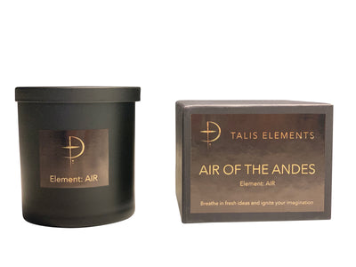 Air of the AndesScented Candle