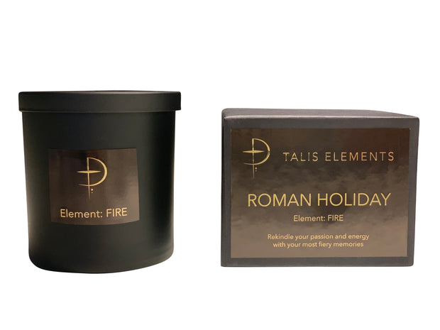 Roman Holiday Scented Candle