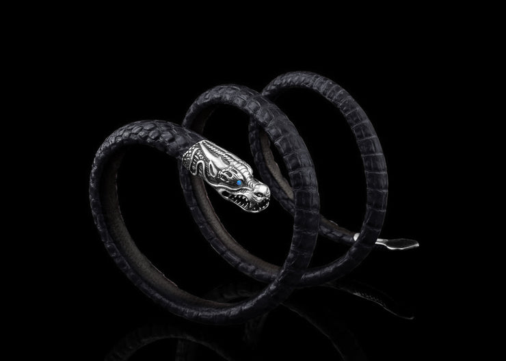 Fast and Furious Dragon, Textured Black with Apatite